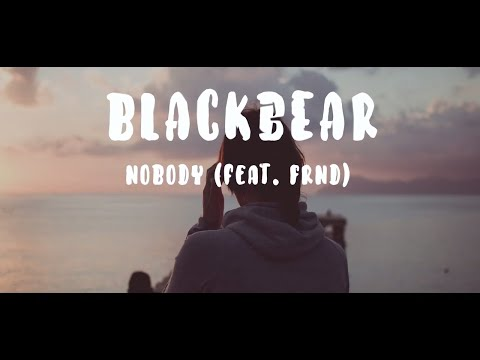 blackbear - anxiety (feat. FRND) [Lyrics/Lyric Video]