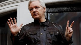 WikiLeaks founder Julian Assange dragged from Ecuador's London embassy, From YouTubeVideos