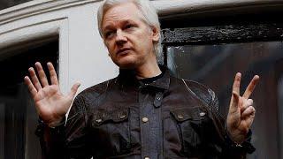 WikiLeaks founder Julian Assange dragged from Ecuador's London embassy