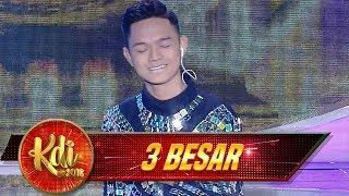 KEREN! Penampilan Abi Zona Dancedut [DAHSYAT] - Final 3 Besar KDI (17/9)