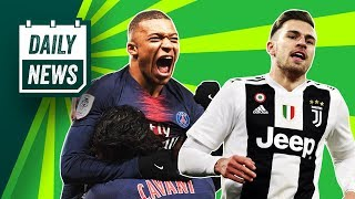 Champions League is BACK, Aaron Ramsey joins Juventus + New Barca signing ► Onefootball Daily News