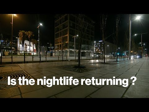 How is Christchurch's nightlife?