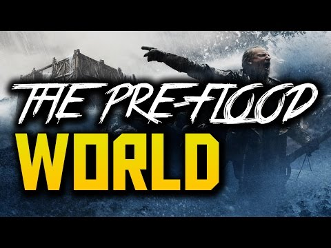 The Pre-Flood WORLD