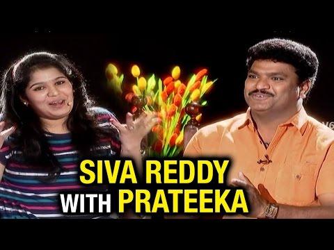 Siva Reddy Chit Chat with Prateeka - V6 Prateeka Show | Pakka Hyderabadi