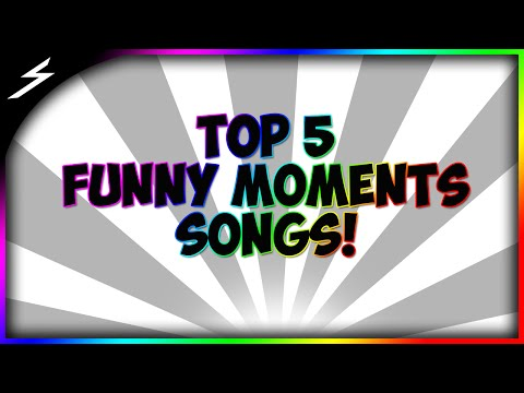 """Top 5 """"Funny Moments"""" Songs!"""
