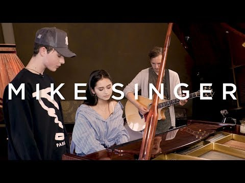 MIKE SINGER & JASMINE THOMPSON -  ALIEN / OLD FRIENDS (Mike Singer Session)