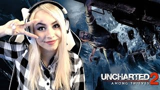 Uncharted 2: Among Thieves Playthrough LIVE l #1 (Uncharted Games Marathon-FIRST TIME) PS4 Pro
