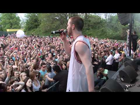 Mike Posner - Cooler Than Me @ Indiana University