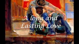 Kuh Ledesma - A Long and Lasting Love (with Lyrics)