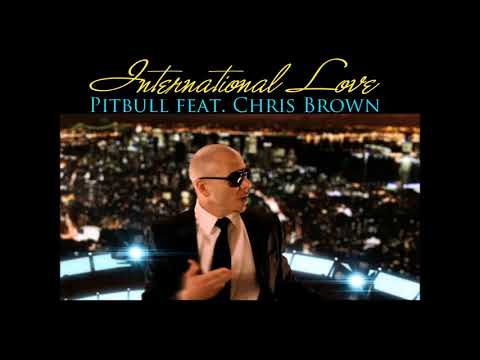 Pitbull - International Love ft. Chris Brown (8D Audio)