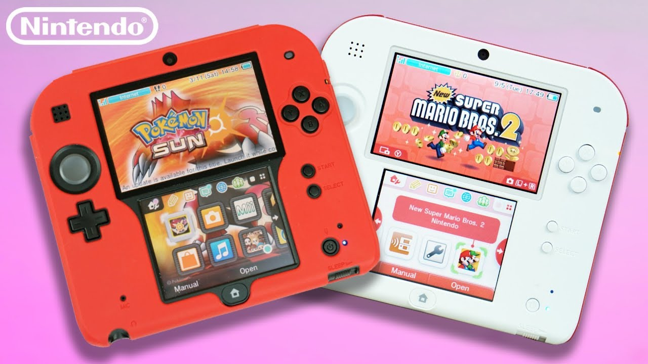 the perfect nintendo 2ds color scheme ask ray anything 11 youtube