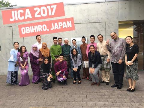 JICA 2017, Obihiro Hokkaido
