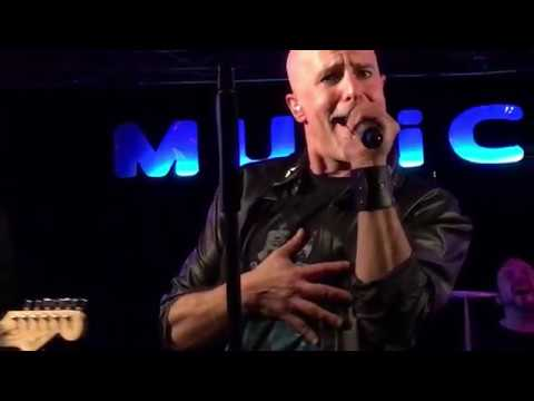 Mystery playing A Song for You live at The Musician Pub Leicester 23rd April 2018