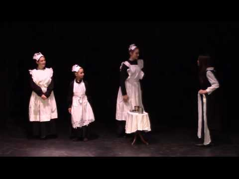 OnStage Performance of The Secret Garden 5/22/16