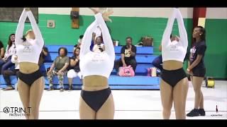 Wild Thoughts - SU Dancing Dolls | HBCU Dance Affair | Demaridge Mashup (2017)
