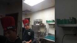 Trabajo de lavaplatos en Dallas texas.