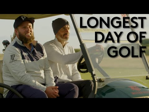 18 courses in 18 hours | The Longest Day of Golf | Episode 1