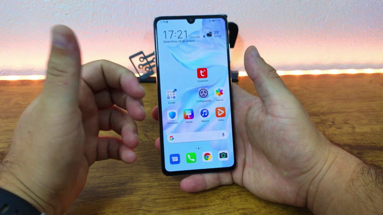 Huawei P30 Android 10