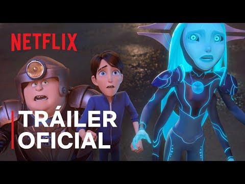 Trollhunters: El despertar de los titanes | Guillermo del Toro | Tráiler oficial | Netflix