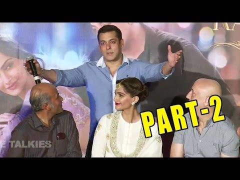 Uncut Prem Ratan Dhan Payo Trailer Launch...