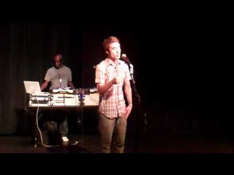 Michael Lee - Crossword - Rustbelt Poetry Slam 2011 - Individual Slam