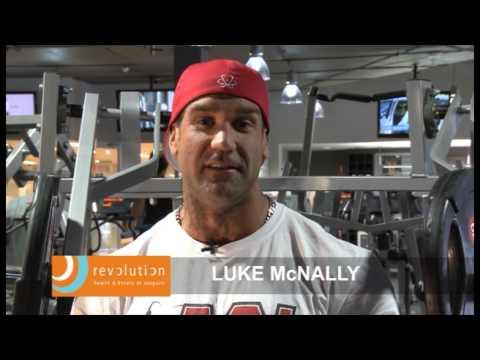 Revolution Health and Fitness Testimonial Luke McNally