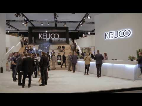 KEUCO Messefilm Auf Der Internationalen Sanitär- Und Heizungsmesse 2017
