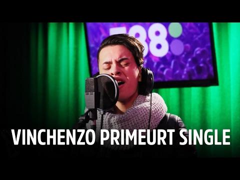 Vinchenzo - Steady Love   live bij Evers Staat Op