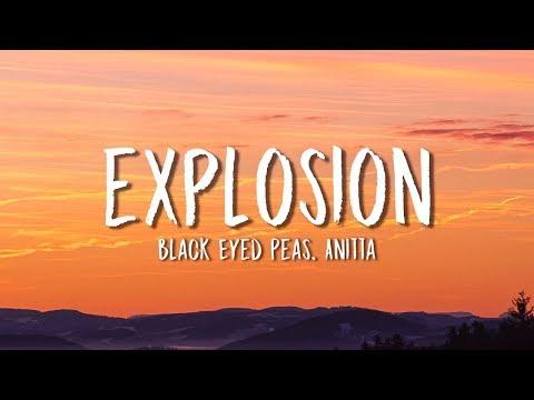 Black Eyed Peas Anitta - eXplosion