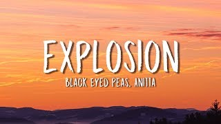 Baixar Black Eyed Peas, Anitta - eXplosion (Lyrics)