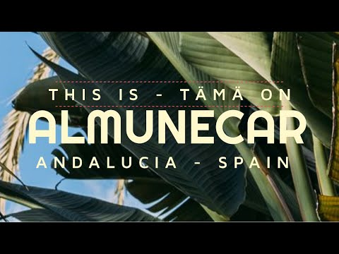 Almunecar in Andalusia, Spain