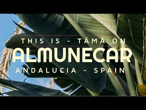 Almunecar in Andalusia, Spain