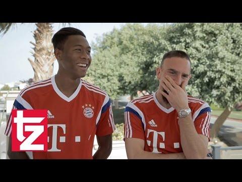 Einer mag Justin Bieber - diese Musik hören die FC Bayern-Stars