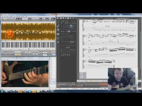 Levi Clay Transcribes - Martin Miller Fusion Shred