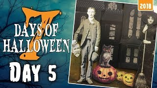 7 Days of Halloween - Day 5 - All Hallows Shadow Box