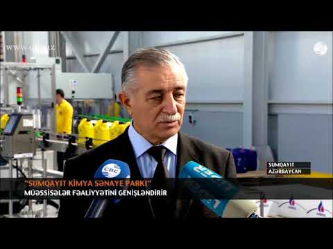 AMINOL Lubricants - CBC News (Azerbaijani Version)