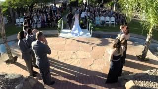 Mike & Erienne's Tucson Wedding trailer