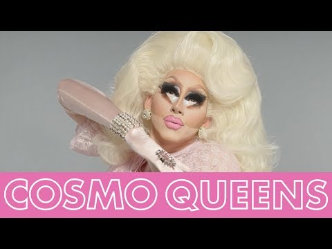 Trixie Mattel Becomes a Glam Dolly Parton Before Your Eyes | Cosmopolitan