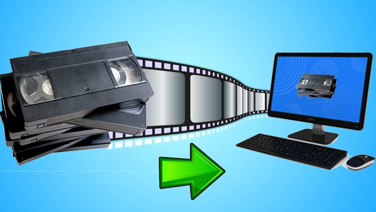videocassette su pc