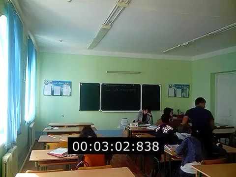 Buxoro 4- akademik litseyi yashirin kamera