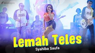 Syahiba Saufa - Lemah Teles | Maduwangi Music (Official Music Video)