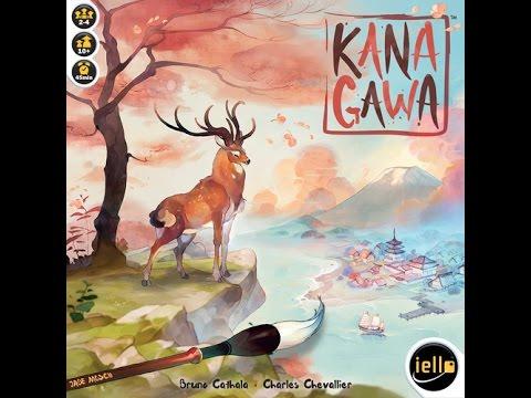 How to play KanaGawa