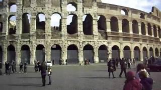 Rome, The Colloseum