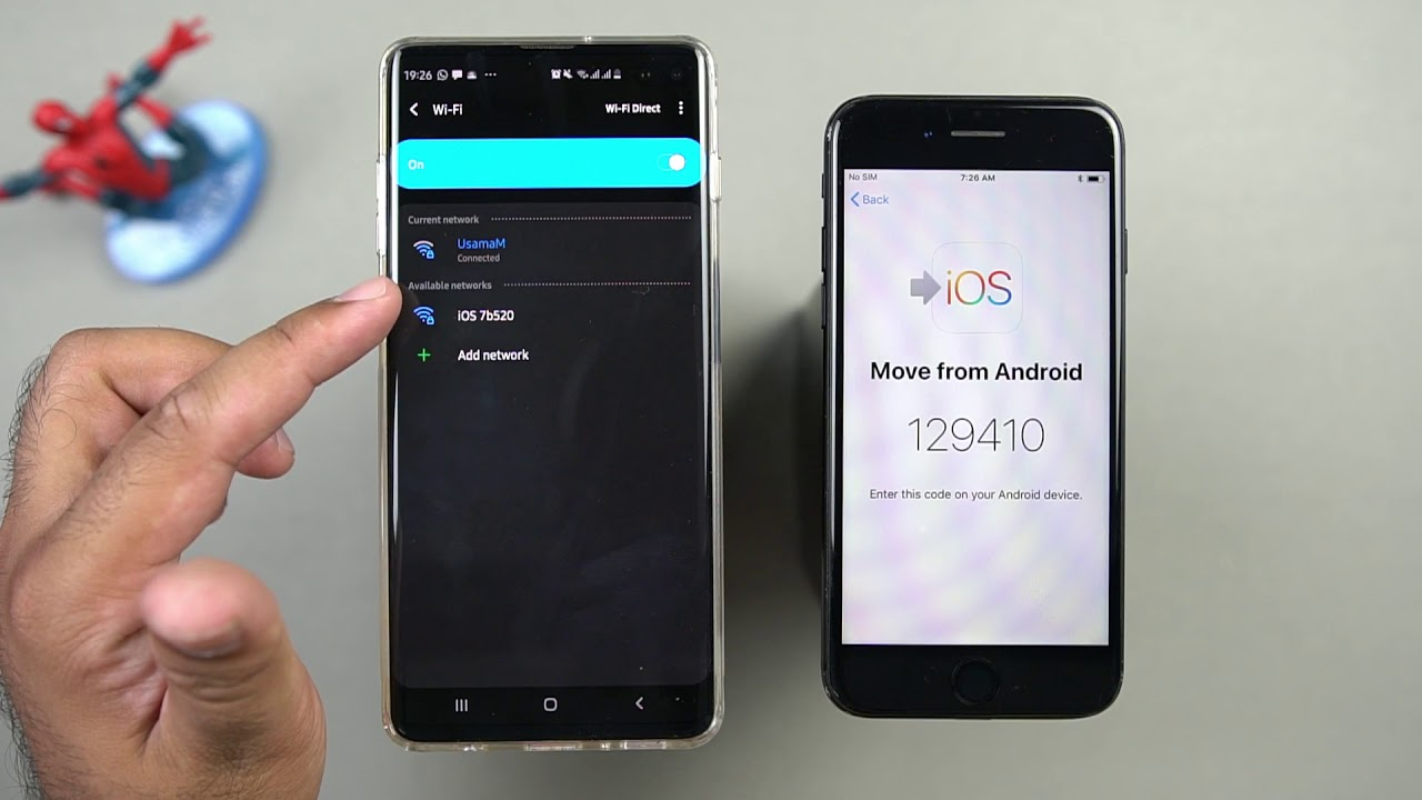 How to Fix Move to iOS could not communicate with the device error