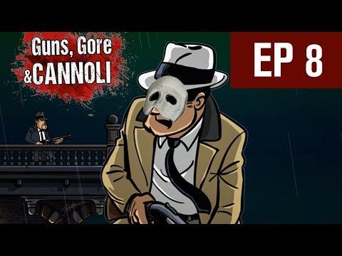 OPERA-A-SHAWN   Guns, Gore & Cannoli - EP 8