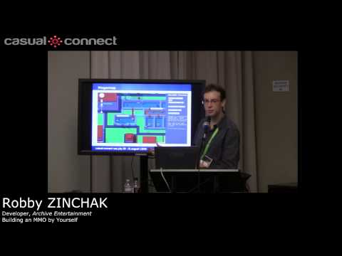 Building An MMO By Yourself | Robby ZINCHAK