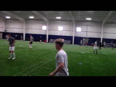 Stefan King   Soccer Coaching