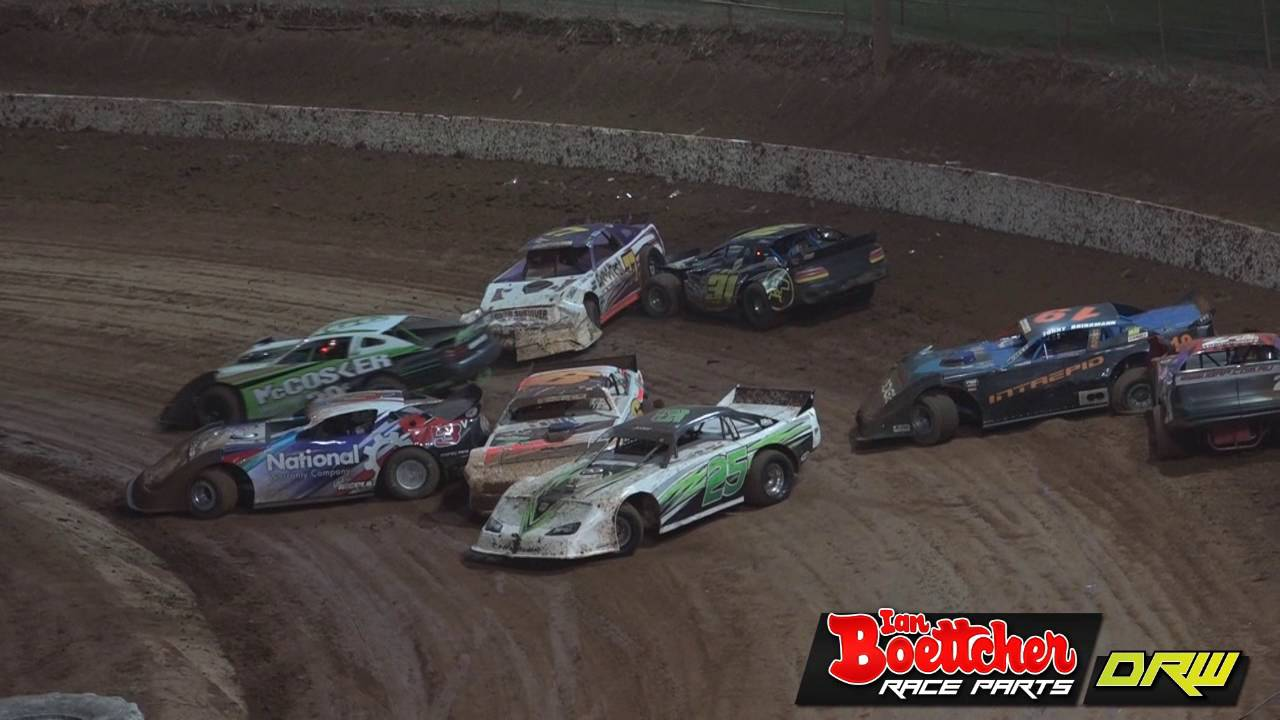 Super Sedans A Main Think Money Qld Series Brisbane Speedway