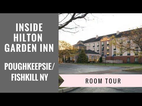AM 61 - HOTEL ROOM TOUR Hilton Garden Inn, Poughkeepsie/Fishkill NY