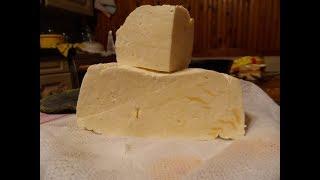 видео: Домашний сыр без закваски на пепсине .